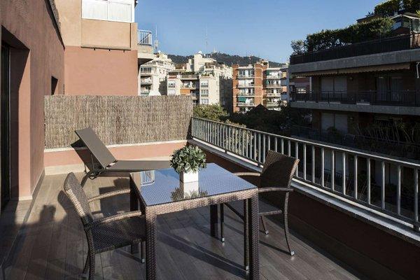 Отель Catalonia Castellnou - фото 21