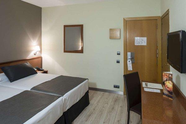 Отель Catalonia Castellnou - фото 7