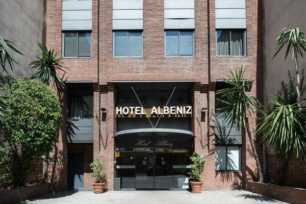 Отель Catalonia Albeniz - фото 18