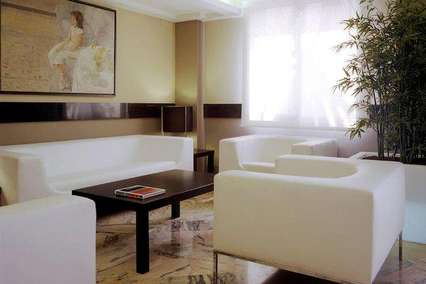 Отель Catalonia Albeniz - фото 4