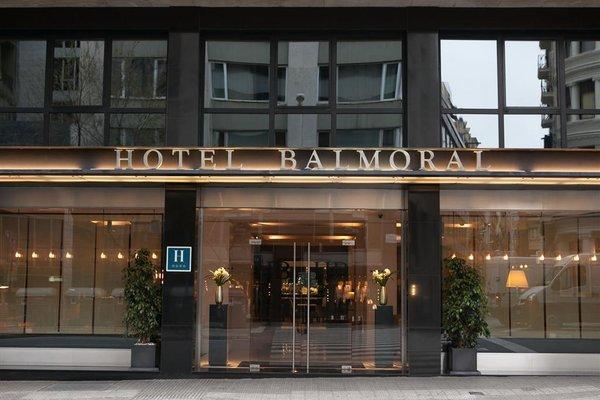 Hotel Balmoral - фото 21