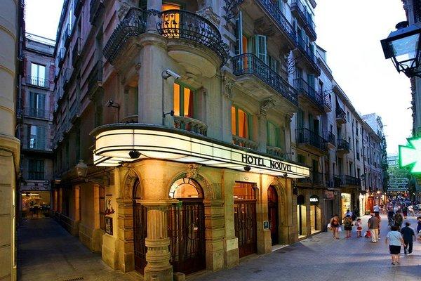 Hotel Nouvel - фото 32