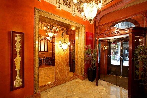 Hotel Nouvel - фото 18