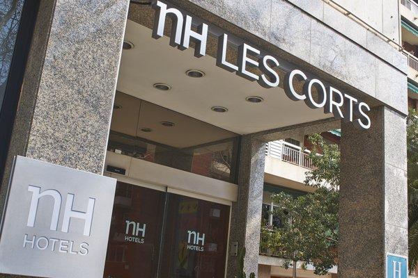 NH Barcelona Les Corts - фото 21