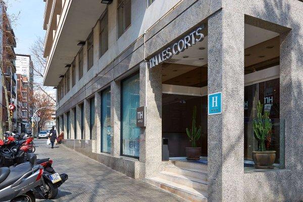 NH Barcelona Les Corts - фото 23
