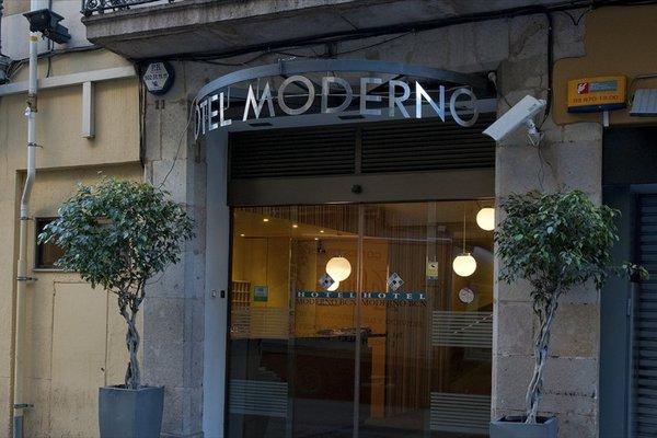 Отель Moderno - фото 22