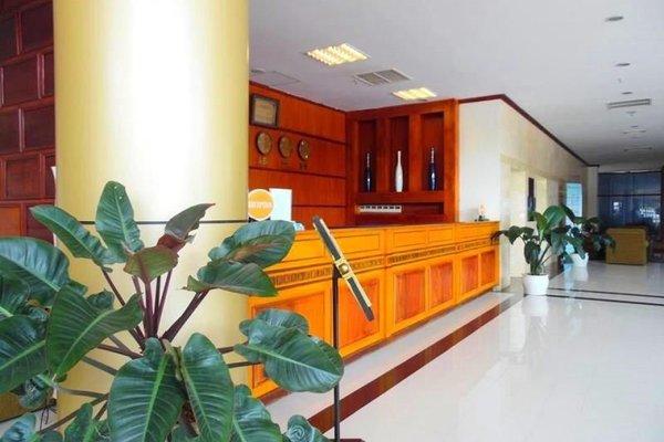 Vientiane Plaza Hotel - фото 15