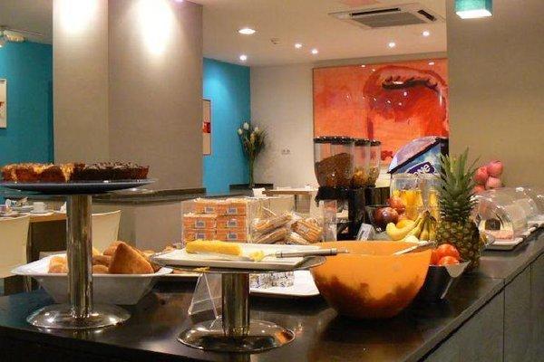 Hotel Sagrada Familia - фото 11