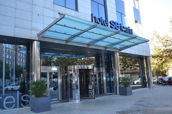Отель SB Icaria Barcelona - фото 11