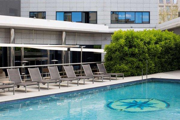 Отель SB Icaria Barcelona - фото 20