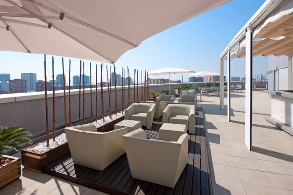 Tryp Barcelona Condal Mar Hotel - фото 10