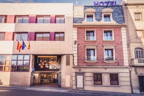 Hotel Ronda Lesseps - фото 24