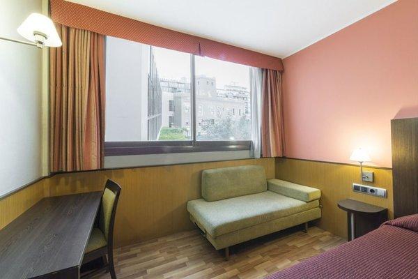 Hotel Ronda Lesseps - фото 1