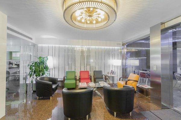 Hotel Ronda Lesseps - фото 14