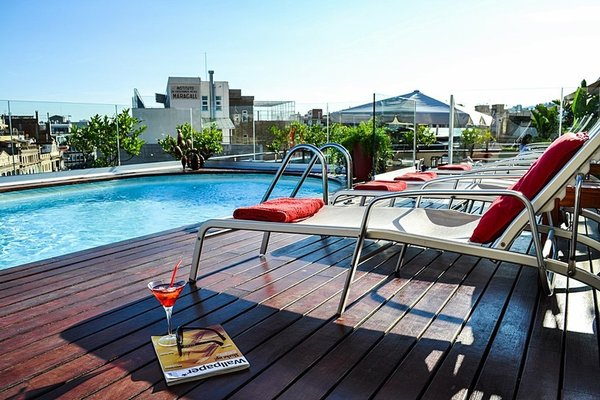 Hotel America Barcelona - фото 12