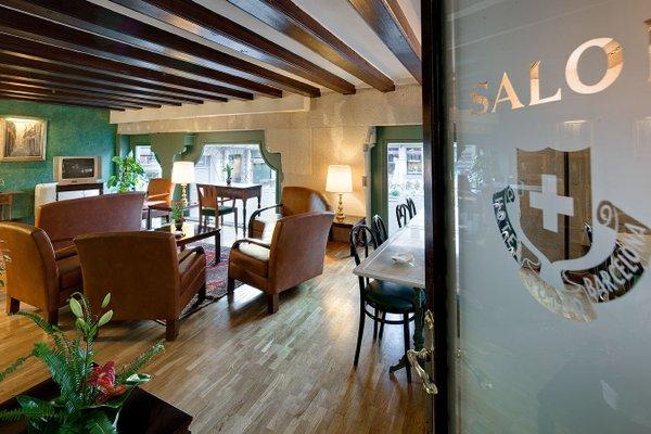 Hotel Suizo - фото 10