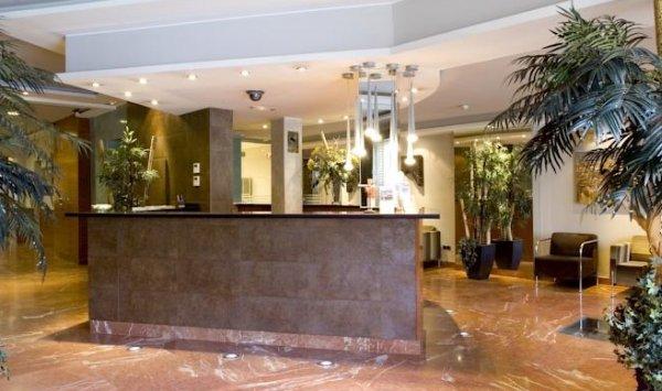 Hotel Oasis - фото 19