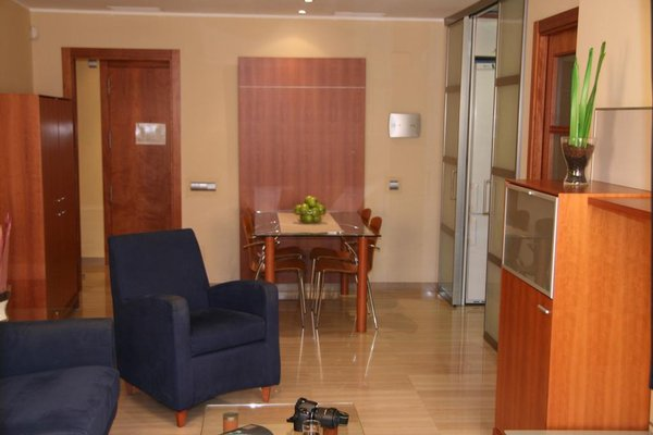 Suites Arago 565 - Abapart - фото 11
