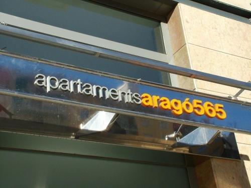 Suites Arago 565 - Abapart - фото 21