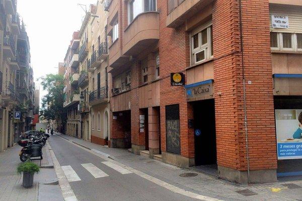 Barcelona City North Hostal - фото 23