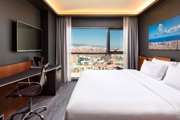 Four Points by Sheraton Barcelona Diagonal - фото 19