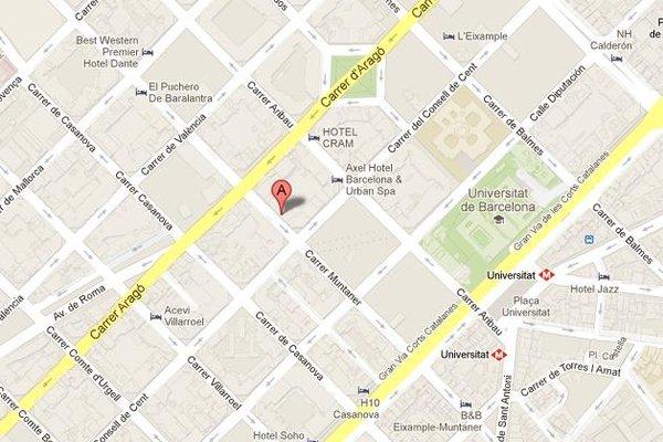 Barcelona Apartment Aramunt - фото 22