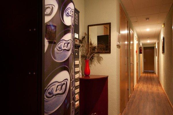 Hotel Lyon - фото 21