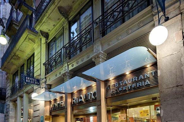 Hotel Rialto - фото 12