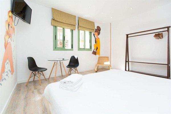 AinB Las Ramblas-Colon Apartments - фото 1