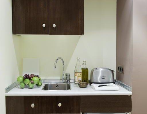 AinB Las Ramblas-Colon Apartments - фото 18