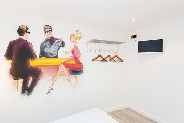 AinB Las Ramblas-Colon Apartments - фото 21