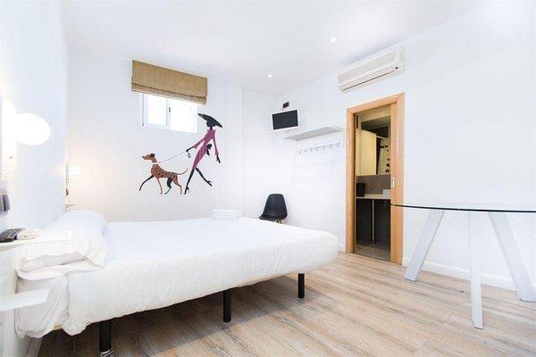 AinB Las Ramblas-Colon Apartments - фото 5