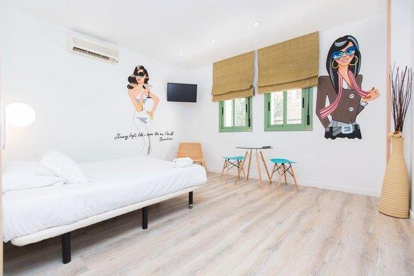 AinB Las Ramblas-Colon Apartments - фото 7