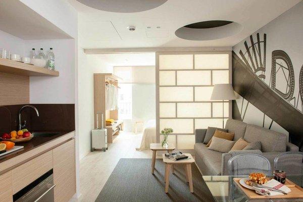 Eric Vоkel Boutique Apartments Sagrada Familia Suites - фото 5
