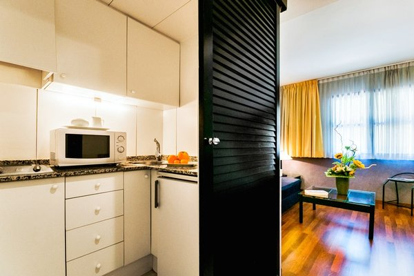 Apartamentos Descartes - фото 16
