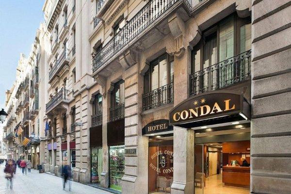 Hotel Condal - фото 23