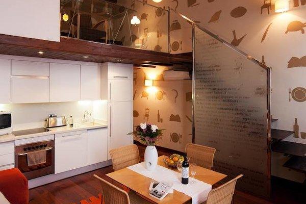Boutique Apartments Barcelona LCL - фото 11