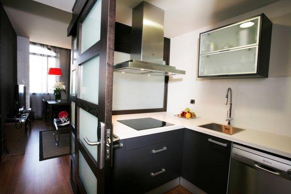 Suites Center Barcelona - фото 16