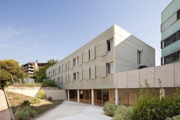 Residencia Universitaria Torre Girona - фото 10