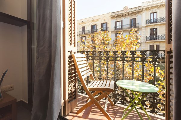 EasySleep Gaudi Terrace - фото 21