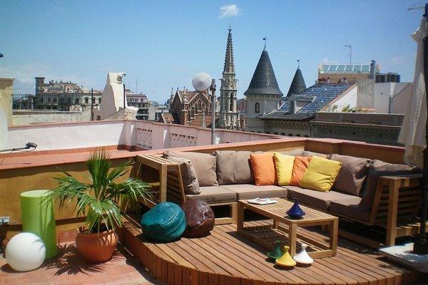 EasySleep Gaudi Terrace - фото 23