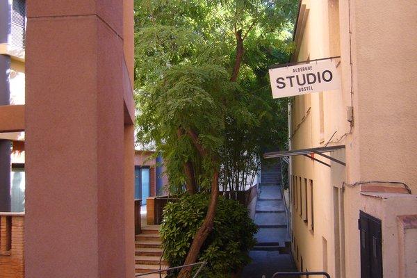 Хостел Albergue Studio - фото 21