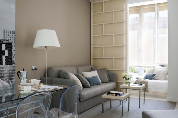 Eric Vоkel Boutique Apartments Gran Via Suites - фото 9