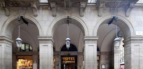Hotel Fornos - фото 16