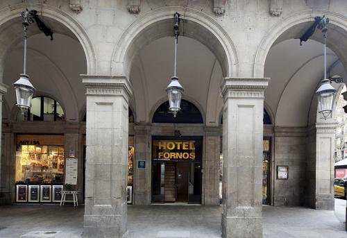 Hotel Fornos - фото 17