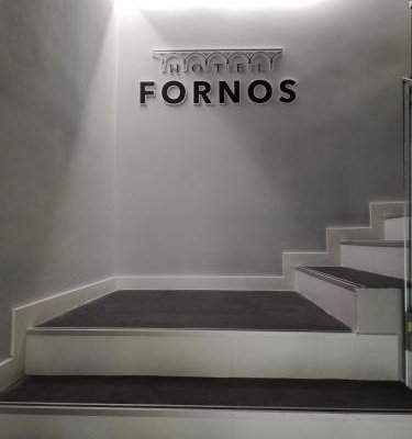 Hotel Fornos - фото 8