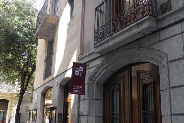 Apartaments St. Jordi Comtal - фото 20