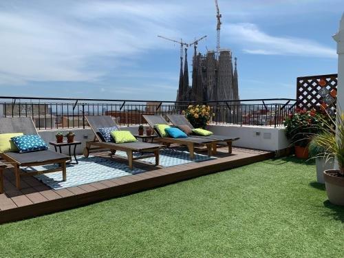 Апартаменты Suite Home Barcelona - фото 50