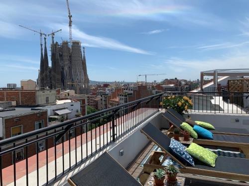 Апартаменты Suite Home Barcelona - фото 20
