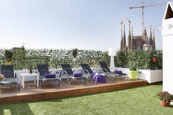 Апартаменты Suite Home Barcelona - фото 23